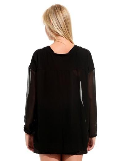 Sabra Bluz Siyah